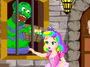 Play Princess Juliet Troll's Castle Escape