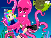 Play Princess Juliet Underwater Escape