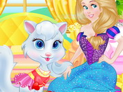Play Princess Pet Care