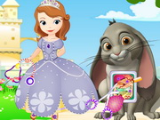 Play Princess Sofia Assist On Clover Surgery