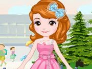 Play Princess Sofia Back to School