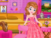 Play Princess Sofia Bedroom Decor