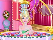Play Princess Swimming Pool