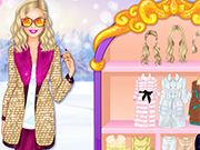Play Princess Winter Glitter Trends