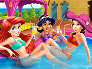 Play Princesses At Jasmine Palace