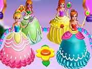 Play Princesses Cake