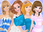 Play Princesses Origami Fashion
