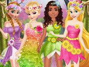Play Princesses Spring Sightseeing
