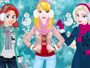 Play Princesses Winter Spree