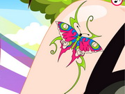 Play Rainbow Fairy Tattoo Artist