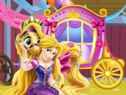 Play Rapunzel Carriage Decor