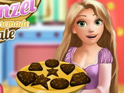 Play Rapunzel Cooking Chocolate