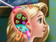 Play Rapunzel Ear Doctor