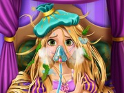 Play Rapunzel Flu Doctor
