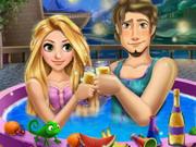 Play Rapunzel Jacuzzi Celebration