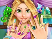 Play Rapunzel Manicure