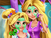 Play Rapunzel Mommy Real Makeover