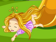 Play Rapunzel Playground Accident