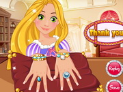 Play Rapunzel Princess Hand Spa