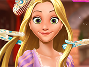 Play Rapunzel Princess New Hairstyle