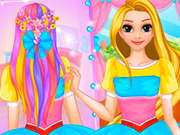 Play Rapunzel Wedding Hair Design 2