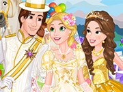 Play Rapunzel Wedding Prep