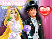 Play Rapunzel Wedding Party 1