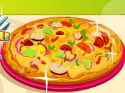 Play Ratatouille Pizza