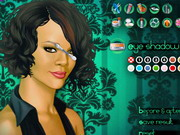 Play Rihanna Makeup Game