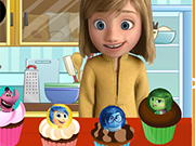 Play Riley Inside Out Cake Decoration