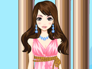 Play Roman Girl Dress Up