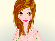 Play Romantic Girl Dress Up