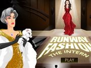 Play Runway Fashion: The Intern