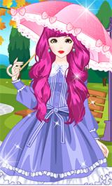 Play Autumn Lolita Princess
