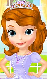 Play Sofia Make-Up Tutorial