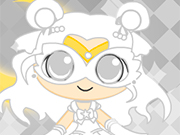 Play Sailor Scout Chibi Maker 2