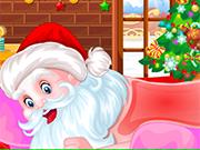 Play Santa at the SPA