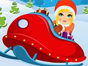 Play Santa Snow Rider