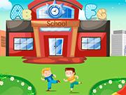 Play School Decoraction