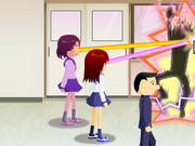 School Flirting Game