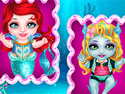 Play Sea Babies: Ariel X Lagoona
