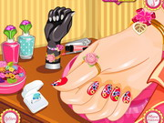 Play Secret Garden Manicure