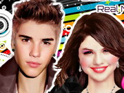 Play Selena And Justin Real Makeover