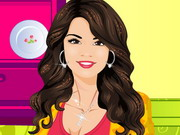 Play Selena Gomez Party Cleanup