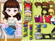 Play Sewing Cutie