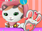 Play Sheriff Callie Foot Doctor