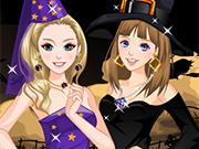 Play Sister's Halloween