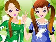 Play Sisterhood Dressup