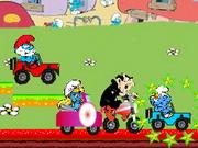 Play Smurfs Fun Race 2
