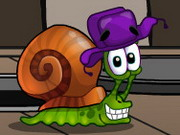 Play Snail Bob 6: Winter Story